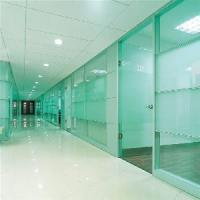 Quality Tempered Glass Partition Wall for sale