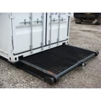Quality Electric Galvanized, Painting, PVC Powder Coated 2MM - 10MM Steel Shipping Container Skid for sale