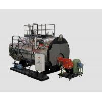 Quality Automatic PLC 2 Ton Oil Fired Steam Boiler Efficiency , Stainless Steel Plate for sale