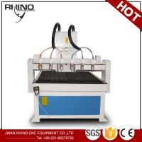 Quality Multi Spindles 1325 CNC Router Machine DSP A11 System Controlled For Plywood / MDF for sale