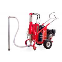 Quality Industrial Hydraulic Professional Airless Paint Sprayer With 6 Guns for sale