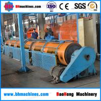 China tubular stranding steel wire rope twisting machine bearing type tubular aluminum wires stranding machine on sale