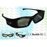 Quality Rechargeable home theater 3D DLP LINK Projector Active Shutter 3D Glasses for sale