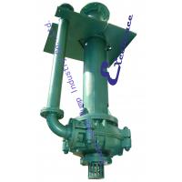 Quality Best EVHM-4SV vertical high chrome sump pumps with double casing and closed impeller for sale