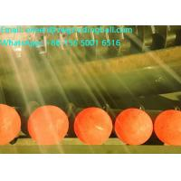 Quality Copper and Gold Mining high hardness good wear resistance Ball Mill  steel balls for sale