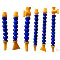 Quality Changeable Plastic Flexible Coolant Pipe Self - Sealing With PVC Nozzle for sale
