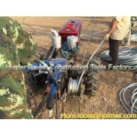 Quality Cable bollard winch Gasoline engine power for sale