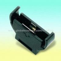 China 3-Pin Vertical, Through Hole Mount Type Coin Cell Battery Holder on sale