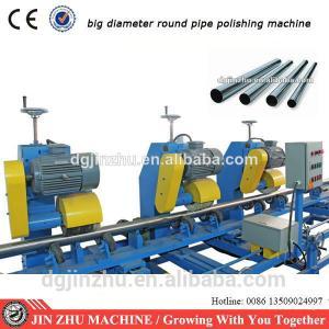 Quality big diameter stainless steel round Bar Polishing Machine for sale