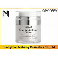 Quality Super Hydrating Glycolic Acid Face Cream Vitamin C Revitalizing Skin Fit Day / Night for sale