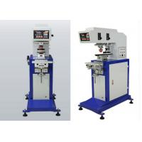 Quality Plastic Bottle Cap Automatic Single Pad Printing Equipment With Two Head for sale