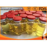 Quality Injectable Finished Liquids Trenbolone Enanthate 100 Finished Injectable Oil for sale