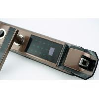 Buy Painted Finishing Electronic Code Door Lock With Anti - Theft Cylinder at wholesale prices