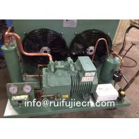 Quality Unit-SPB06KL Bitzer Air Cooled Condenser Compressor Condensing for Model 4CES-6Y 4CC-6.2Y for sale