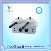 Double Pot Wax Warmer Heater with Handle hair remove