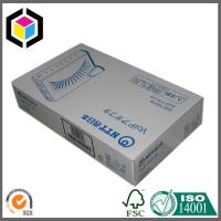 Quality Folding Corrugated Cardboard Packaging Box; Color Corrugated Box for sale