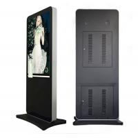 Quality Elevator Wall Mounted Digital Signage , Indoor LCD Wall Mounted Video Wall for sale