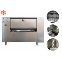 Buy cheap Industrial Meat Processing Meat Mixing Machine Electric Sausage Minced Mixer from wholesalers