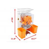 Buy cheap Catering Commercial Orange Juice Squeezing Machine With Peeling Off from wholesalers