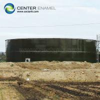 Quality Above Ground Wastewater Storage Tanks For Municipal Easy To Clean for sale