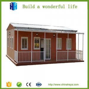 China modular homes modern prefab villa house prefabricated new product ideas 2018 on sale