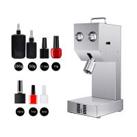 Quality Professional nail factory machines plastic bottle glass bottle capping machine for nail polish bottle for sale