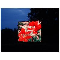 Quality P16 / P20 Outdoor Electronic Billboards AD LED Display Large LED Screens For Sports Halls for sale