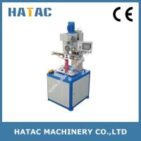 China Paper Core Curling and Capping Machine,Coardboard Cores Curling Machinery on sale