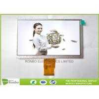 Quality High Resolution 1024 * 600 9.0 Inch TFT LCD Display With 50 Pin RGB Interface for sale