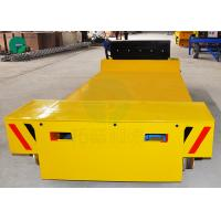 Quality Die Electric Transfer Vehicle Mold Transport Flat Rail Car for Workshop Material Handling for sale