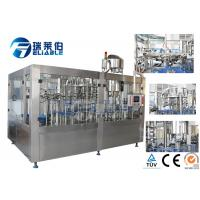 Buy cheap Rotary 5L - 10L Water Bottle Washing Filling Capping Machine from wholesalers
