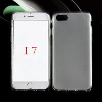 Buy Electronic Accessory pudding Soft Gel TPU Back Cover Phone Case for iphone 7 at wholesale prices