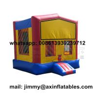 Quality Customized Outdoor Commercial Kids Inflatable Bounce House,Removable Theme Inflatable Moonwalk For Sale for sale