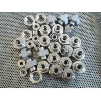 Quality NPT SW BW MSS SP83 Duplex Pipe Fittings Stainless Steel 904L Pipe Union for sale