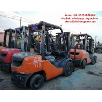 China 2 Or 3 Stage Mast Toyota Used Industrial Forklift TCM FD30 FD50 3t 5 Ton on sale