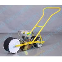 Walk Behind Wheeled Garden Home Vegetable Seeder Planter Jang