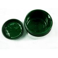 Quality 4H UV Curable Green Solder Mask Anti Acid Etching Resist Ink Oil Based for sale
