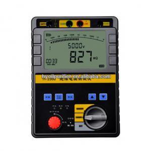 Quality GD 2306 10kV High Voltage Insulation Resistance Tester Digital Ohm meter for sale