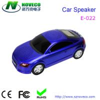 Quality Car Shape Speaker With TF/USB/FM Radio Music MP3 Player for sale
