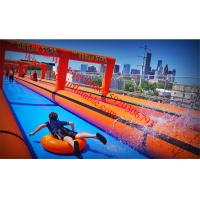 Quality 1000 ft slip n slide inflatable slide the city giant inflatable water slide for adult for sale