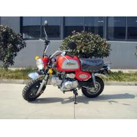 Quality International 4-Gear Engine 125cc Motorcycle For Adults With Tapered Roller Bearing for sale