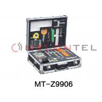 Quality Safe Telecom Hand Tools MT-Z9906 Fiber Splicing Tool Kit With Folding Type Hex Key Set for sale