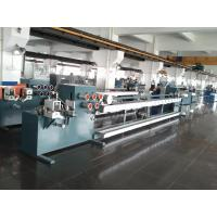 Buy Full Automatic Plastic Strapping Machine , Pp Strapping Roll Making Machine at wholesale prices
