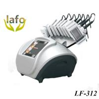Quality 10 pads Professional Diode Popular Lipo Laser/ Popular Lipo Laser Slimming Machine for sale