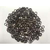 China Weather Resistant EPDM Rubber O Rings , Auto Parts Sealing Black O Rings on sale