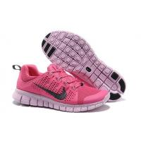 Quality Nike Free 3.0 Womens Shoes Pink Black Powerline sales price $48.96 (67% Off) for sale