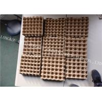 China CE Certificated Egg Box Making Machine Rotary Forming / Multi Layers Drying Model on sale