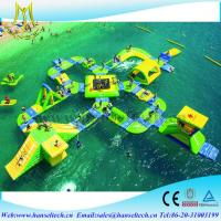 China Hansel amazing outdoor playground plastic water toy for children on sale