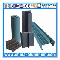 Quality Decorative Aluminium Window Door Aluminum Profiles for sale