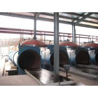 Quality Textile Sand Lightweight AAC Brick Autoclave Pressure Vessel / AAC Block Plant for sale